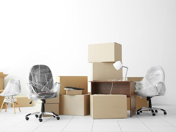 Give Your Employees a Stress-Free Office Move