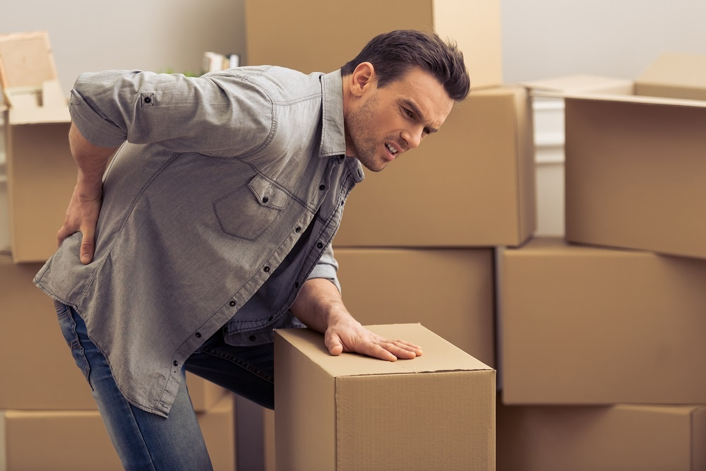 How to Avoid a Physically Painful Moving Day