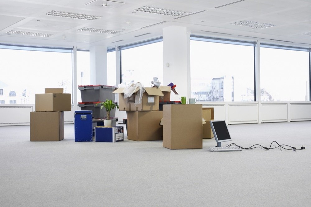 Streamline your office move with commercial movers
