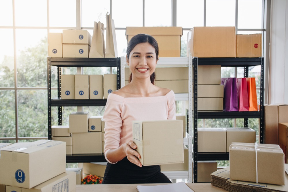 Have a successful business move