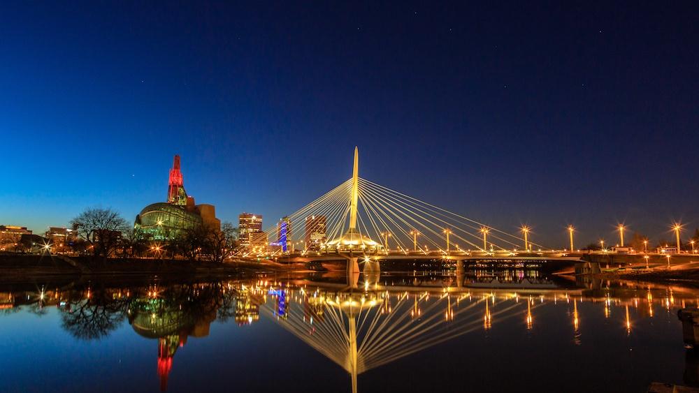 Moving to Winnipeg