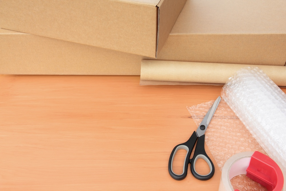 Five Must-Have Packing Supplies for Moving