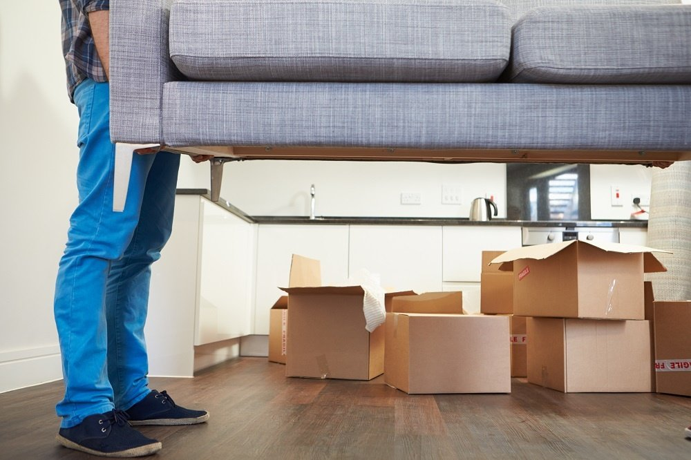 The Physical Benefits of Using a Moving Company