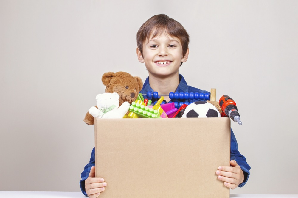 Downsizing with kids doesn't have to be a fight