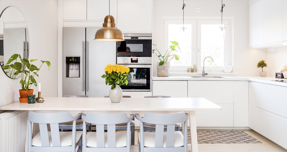 Downsizing your kitchen