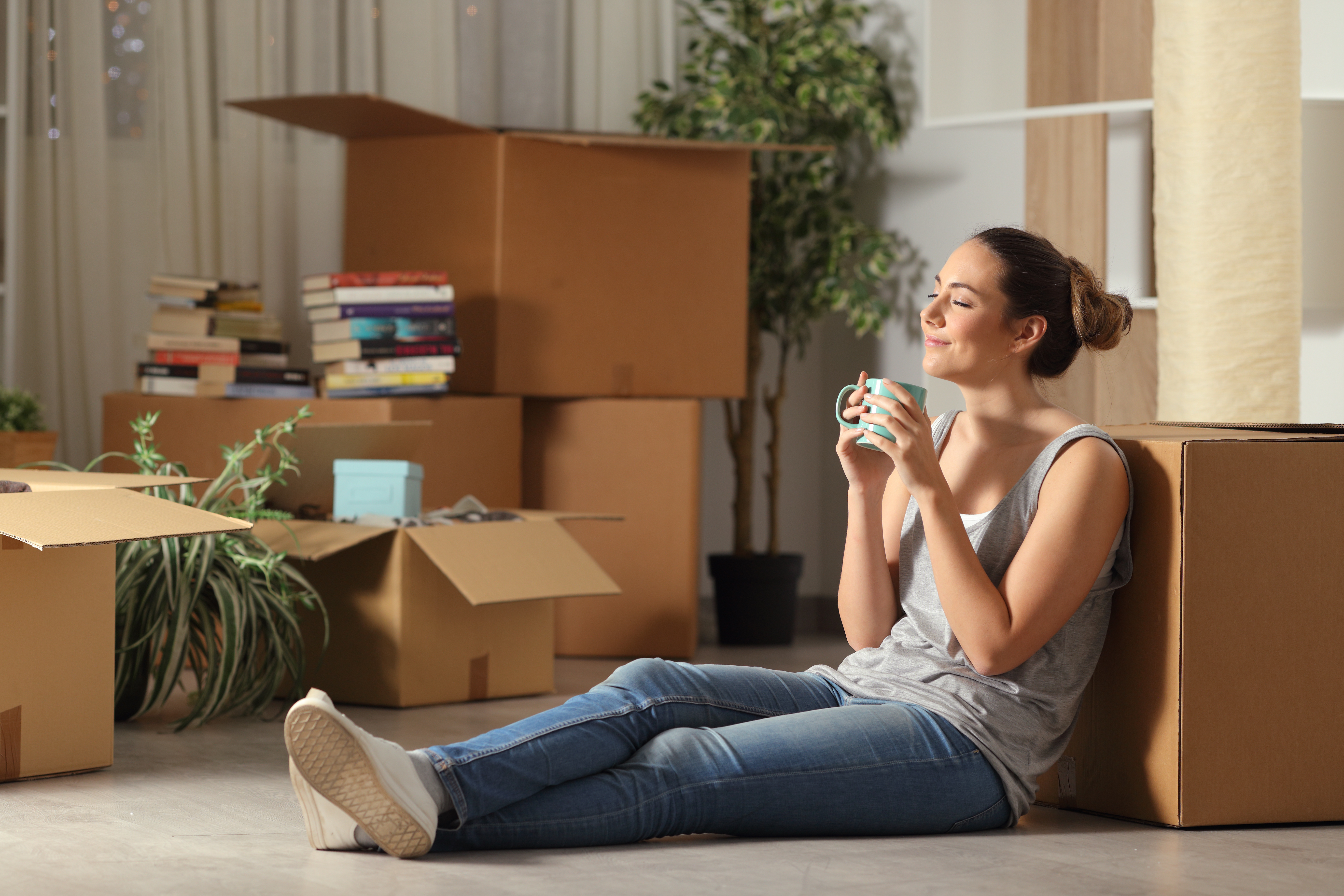 Moving services for Homebuyer