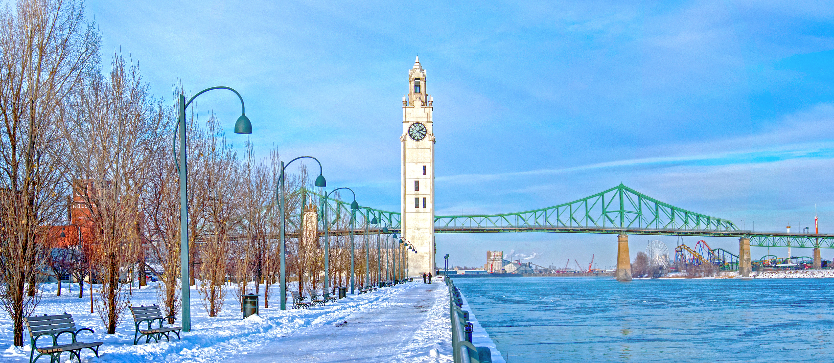 Moving to Montreal in Winters