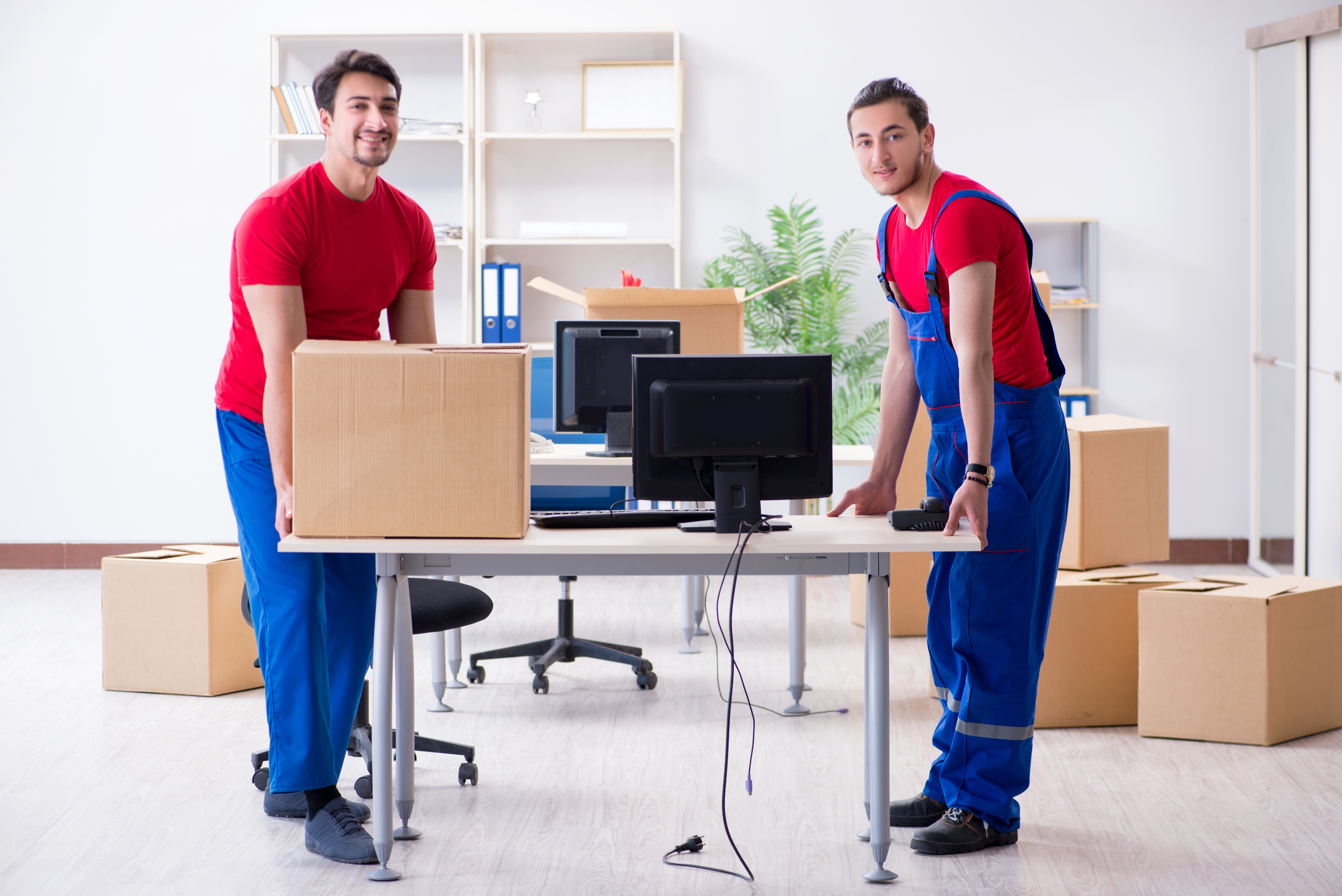 reliable office movers